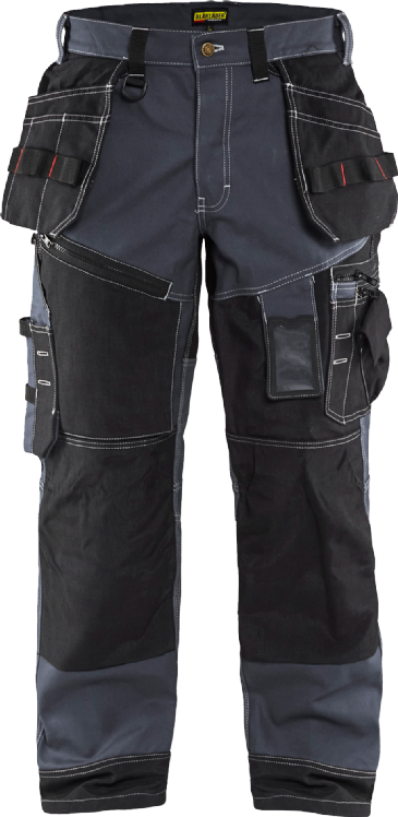 Trousers with Holster pockets